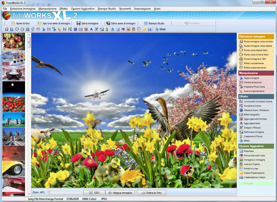 Programma per modificare foto scarica